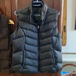 🌸 Eddie Bauer Ladies XL DOWNFILL VEST 🌸